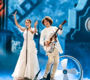 eurovision song contest duo