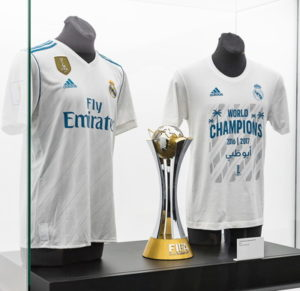 fifa club world cup trophy