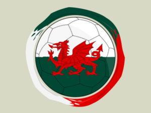 football wales flag design