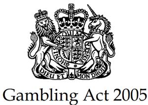 2005 gambling act