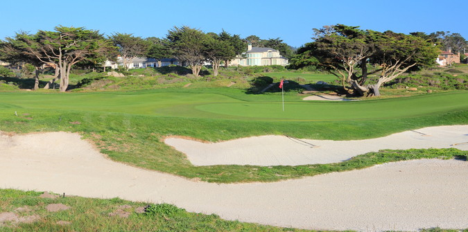 golf pebble beach venue for us pga championships