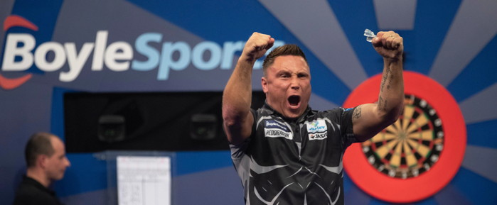 grand slam of darts winner gerwyn price