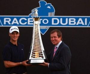 harry vardon trophy golf european tour race to dubai