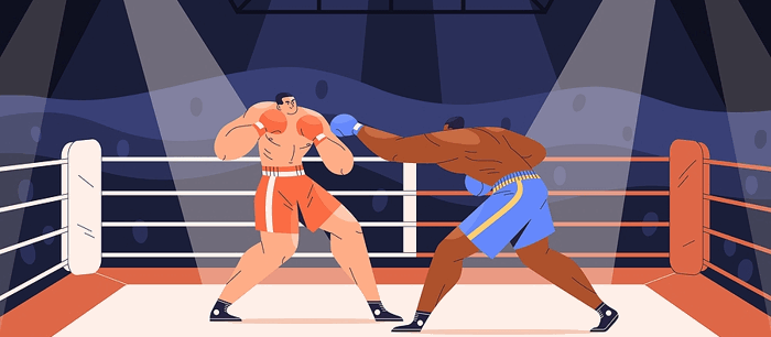heavyweight boxers graphic