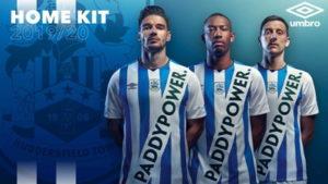 huddersfiled town kit paddy power advert