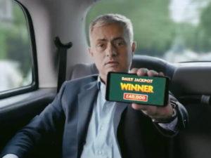 jose mourinho paddy power advertisment