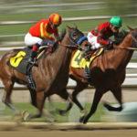 kentucky derby horses running fast