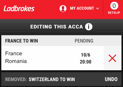 ladbrokes edit my acca