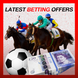 latest betting offers