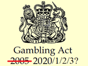 new uk gambling act