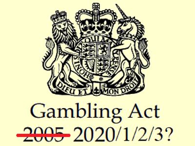 new uk gambling act