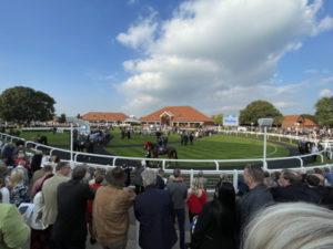 newmarket racecourse parade ring