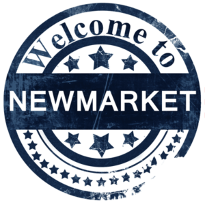 newmarket welcome stamp