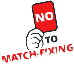no to match fixing