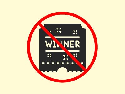 not to win no winner