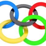 olympics logo tangled up