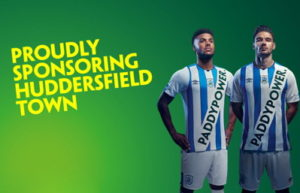 paddy power huddersfiled town kit sponsor controvercy