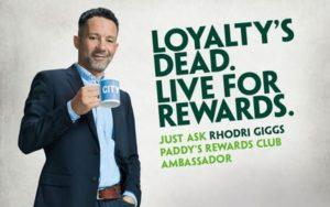 Paddy Power Marketing