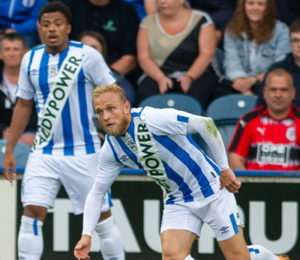 paddy power sash sponsorship on huddersfield shirt