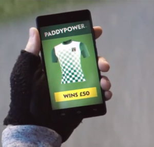 paddy power tv ad