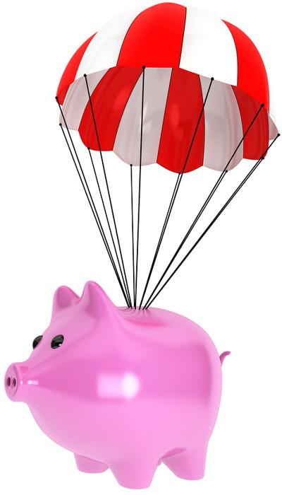 parachute payments