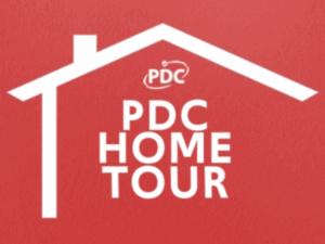 pdc home tour