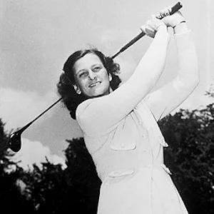pga tour women golfers bab zaharias