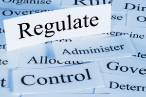 regulate administer control