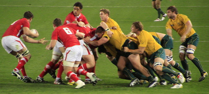rugby union international match