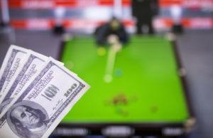 snooker prize money