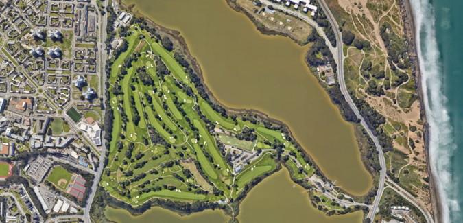 tcp harding park golf course