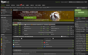 titanbet screenshot