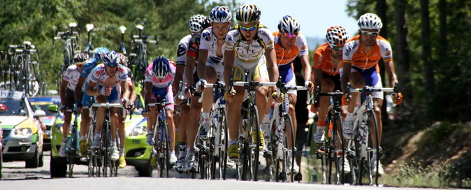 tour de france riders and