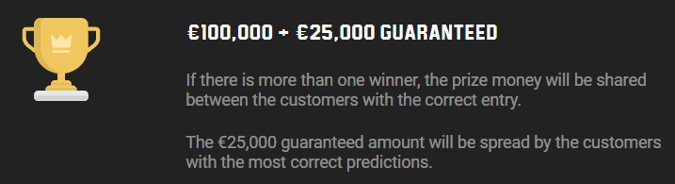 unibet game of champions prizes