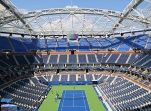 us open arthur ashe stadium