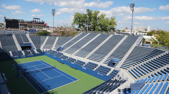us open grandstand stadium