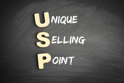 USP Unique Selling Point