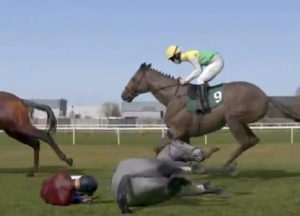 virtual grand national horse falls
