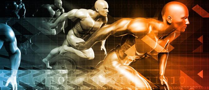 virtual sports men