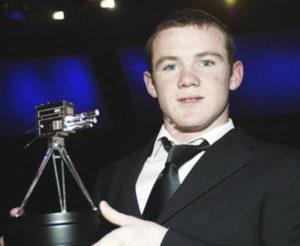 wayne rooney bbc young spoty winner