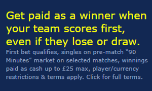 william hill golden goal