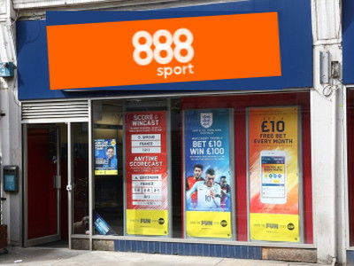 william hill shop with 888 sport logo