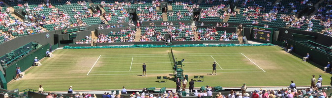 wimbledon grass court