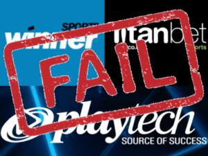 winner titanbet pt entertainment services group failures